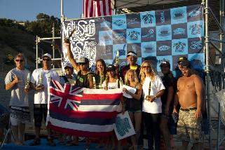 Hawaiian Longboard Federation wins 2011 MSA Classic