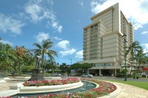 Outrigger Luana Hotel